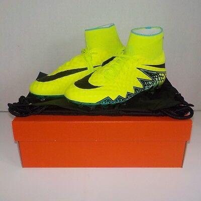 Nike HYPERVENOM PHANTOM II AG-R Soccer Cleat 747490 704 MEN SIZE 6.5 = WOMAN 8