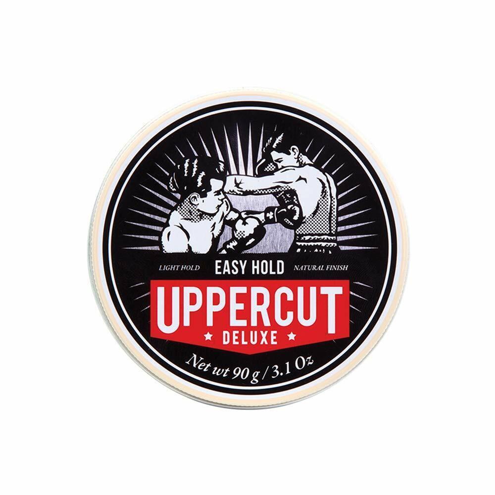 UPPERCUT Deluxe Easy Hold Cream Pomade Light Hold Water Base