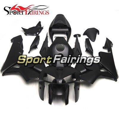 Matte Black ABS Injection Fairings For Honda CBR600RR Year 2005 2006 Body Kit