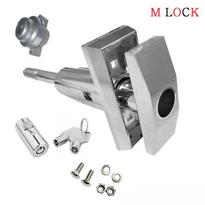 Vending Machine T Handle Pop Lock Slam Nut Screws Size 1 Whole Set Ready To Use