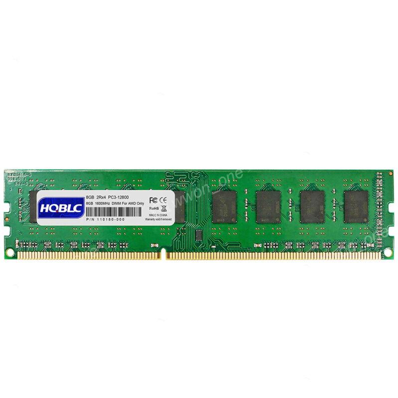 US 32GB 4x8GB PC3-12800 DDR3 1600 240PIN AMD 990FX//990X//970 Chipset DIMM Memory