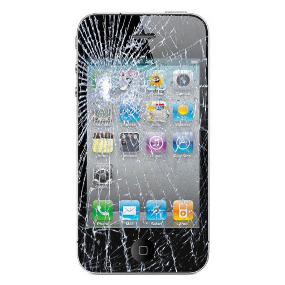 iPhone 4G Broken LCD Screen Replacement