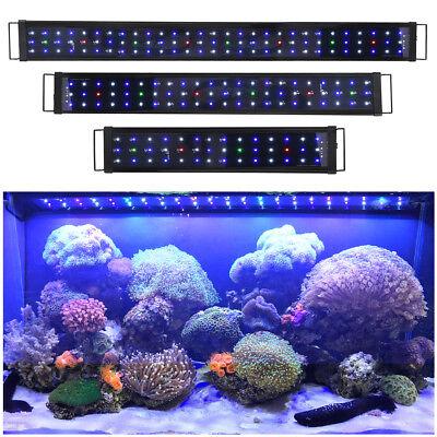 LED Aquarium Light Full Spectrum Freshwater Plant Fish Tank Plant 24