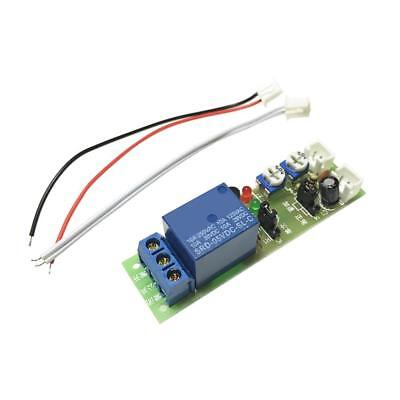 Dc 12v Infinite Cycle Delay Timing Timer Relay On Off Switch Loopmodule Time Bin
