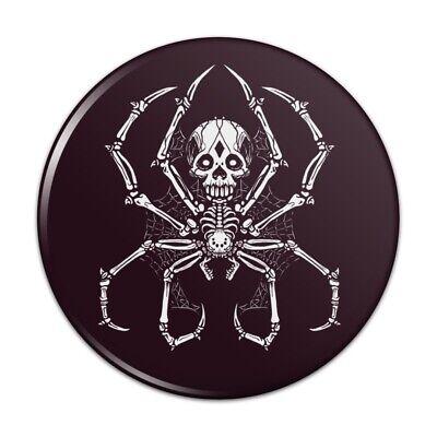 Skeleton Hand Makeup (Creepy Bone Skeleton Spider Compact Pocket Purse Hand Cosmetic Makeup)