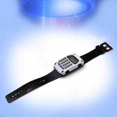 Multifunctional Car Shape Mini Calculator Date Display Kids Digital Wrist Watch ()