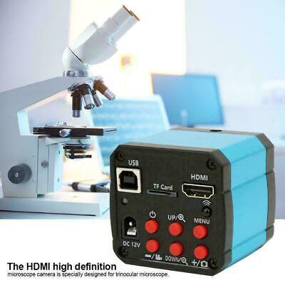 21mp 1080p Hdmi Usb Video Hd Digital Industrial Microscope Camera Ccs Lens