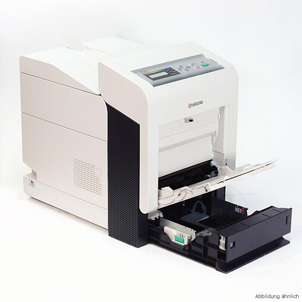 Kyocera Écosystèmes imprimante p7035cdn laser réseau de duplex seulement 15.000