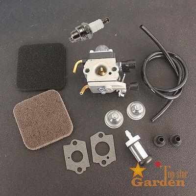 Carburetor & Fuel Line Filter FIT STIHL FS85 FS75 FS80 KM85 HS75 HS80 HS85 Carb