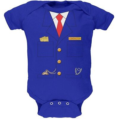 Royal Baby Halloween (Halloween Train Conductor Costume Royal Soft Baby One)