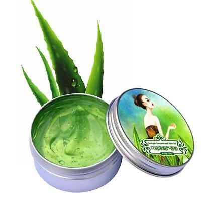 Natural Aloe Vera Gel Moisturizer Cream Anti Acne Anti-Dry F