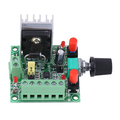Stepper Motor Driver Controller Pwm Pulse Signal Generator Speed Regulator Zg