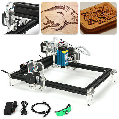 2419 Grbl Laser Engraving Machine Wood Cutter Diy Carving Machine 500mw Laser