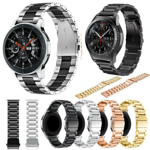 Stainless Steel  Strap Metal Watch Band For Samsung Galaxy W
