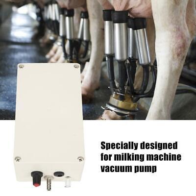 Electric Milking Pulsator Vacuum Pump Air Cow Milking Machine Milker For Milking
