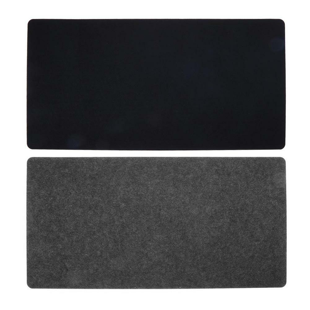 felt cloth mousepad laptop mat computer mouse