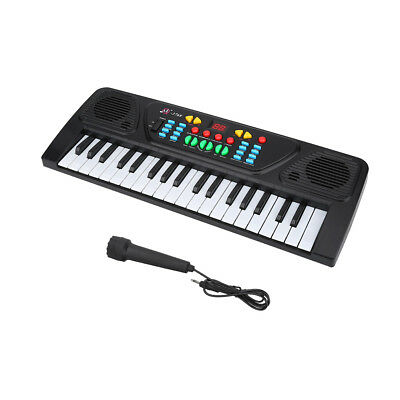37 Keys Compact Electronic Keyboard Educational Musical Instruments for Children
