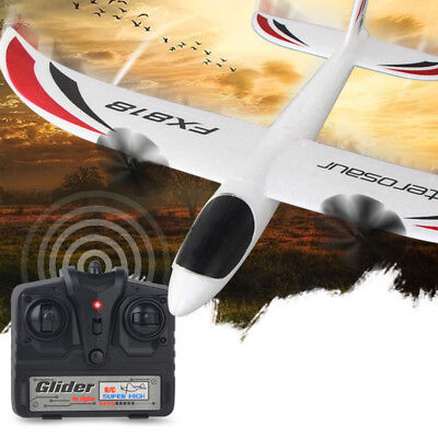 2.4G RC Helicopter Remote Control Plane Glider Airplane EPP Foam Kid Xmas Toys