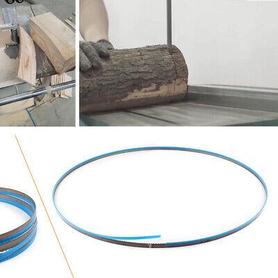 Carbon Steel Craftsman Band Saw Blade 1425mmx13mmx0.5mmx6tpi For Wood Cutting