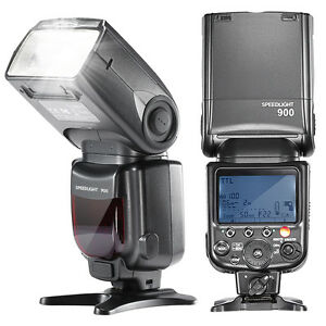 MK900 i-TTL Speedlite Flash for Nikon D300 D300S D3000 D3100 D5000 D5100 D7000