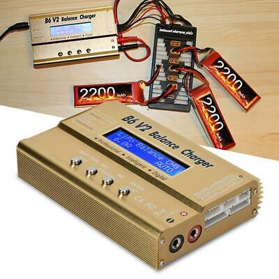 80W Balance Charger Netzteil Ladegerät for RC Drone 2s-6s Quadcopter