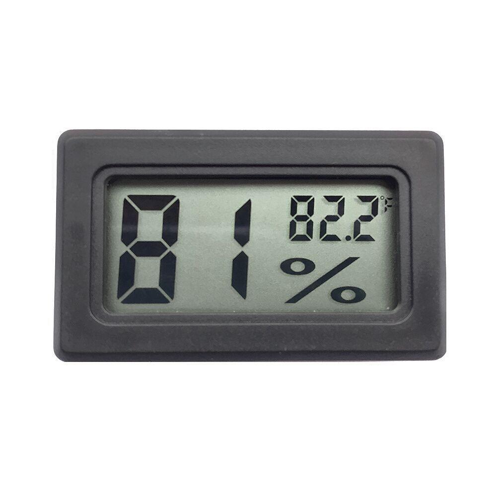 Digital LCD Temperatur Hygrometer Thermometer Luftfeuchtigkeit Temperaturmesser