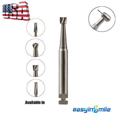 Dental Carbide Bur Ra For Slow Speed Latch Rotary Burr Cutter Easyinsmile Usa