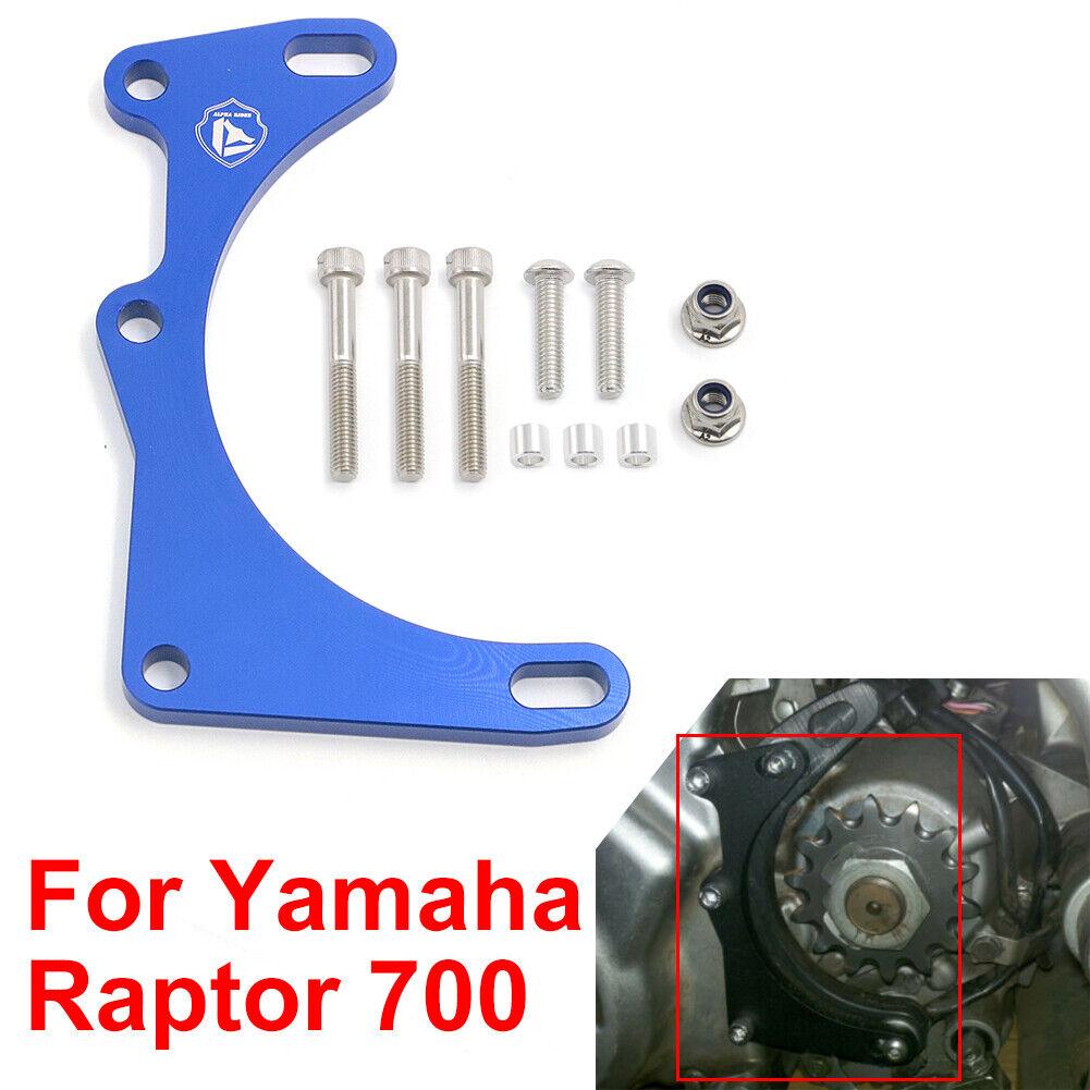 Broken Case Saver Mount Repair Kit For Yamaha Raptor 700 YFM700 2006-2018 CNC BL