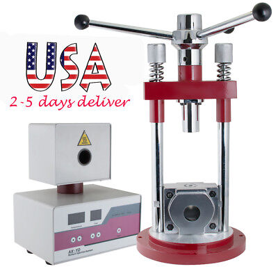 Usa Dental Lab Equipment 400w Flexible Denture Injection System Partial Machine