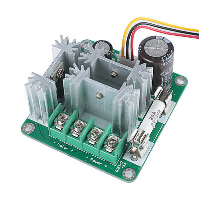 6V-90V 15A Pulse Width Modulator PWM DC Motor Speed Control Switch Controller fs