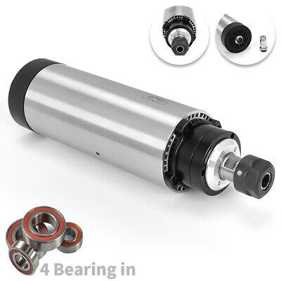 Hot 2.2kw Er20 Air-cooled Spindle Motor Engraving Grinding Mill Grind 4 Bearing