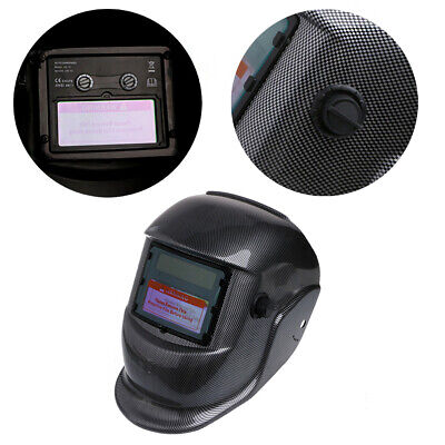 Lcd Screen Solar Auto Darkening Welding Helmet Lens Goggles Auto Uv Ir Filter