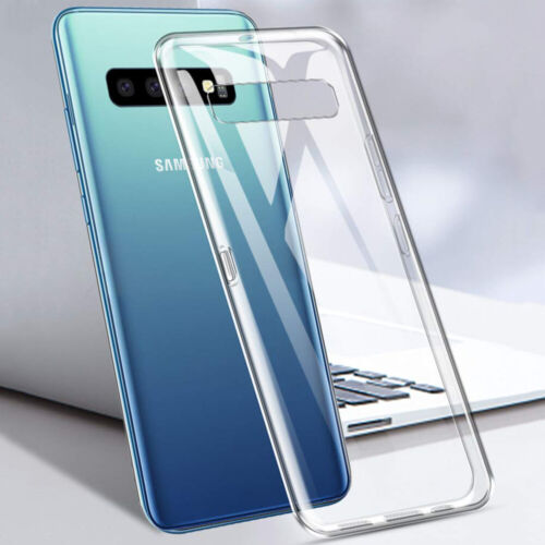 Transparent Clear Soft Phone Case Cover For Samsung Galaxy S10 Plus Lite S10E Cases, Covers & Skins