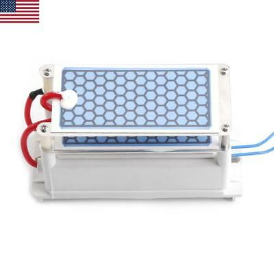 New Ozone Generator 10g/H 110V Ceramic Ozonizer Disinfect Air Purifier US