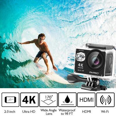 Akaso EK7000 Action Sports Camera HD 4K Video Digital DV Camcorder refurbished
