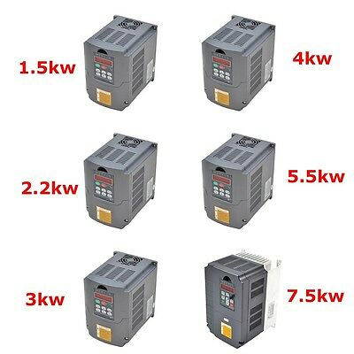 7.5kw5.5kw2.2kw4kw3kw1.5kw Variable Frequency Drive Inverter Huanyang Vfd