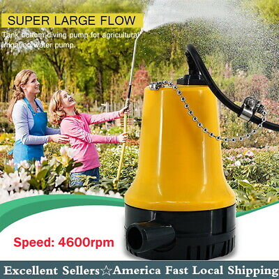 12v Micro Dc Immersible Submersible Agricultural Irrigation Electric Water Pump