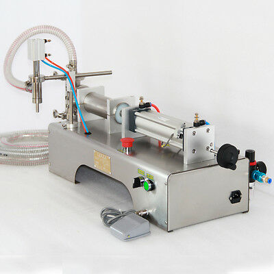 Pneumatische Abfüllgerät Füllmaschine Für  Shampoo,Öl,Wasser,Parfüm,90-1000ML