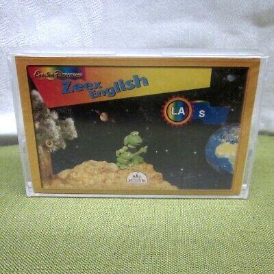 ZEEX ENGLISH LA cassette tapes English Dreamland 2004 educational Daeshin Media, usado comprar usado  Enviando para Brazil