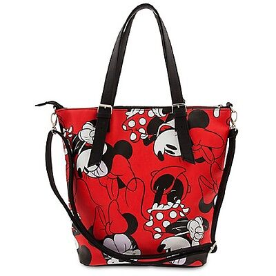 Disney Store Minnie Mouse Satchel By Loungefly New 2016 0