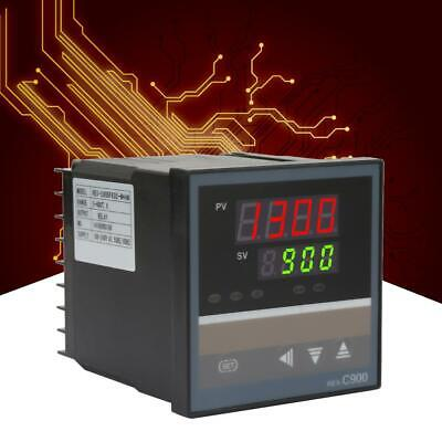 Digital Pid Temperature Controller Rex-c900 Thermocouple Relay Output Ac100-240v