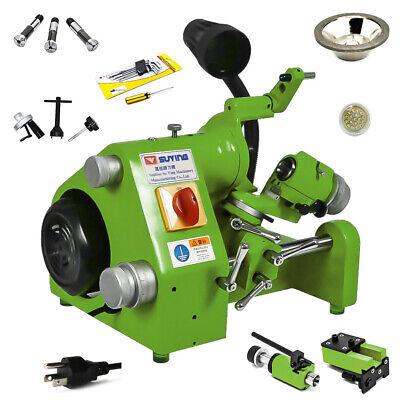 New U3 110v With 3 Collets Universal Cutter Grinder Sharpener End Mill Lathe Bit
