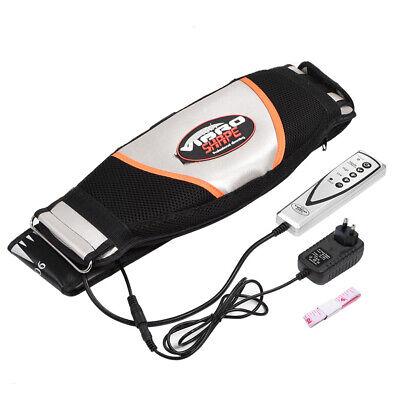 Elektrische Vibration Massagegerät Gürtel Fettverbrennung Gewicht Abnehmen