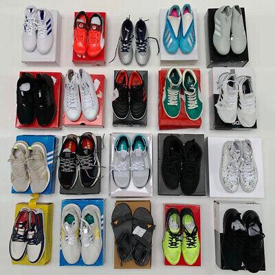 Marken Paket Restposten HENLEYS adidas CK PUMA Schuhe Ausverkauf 20 Stk B-Ware