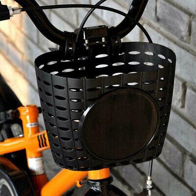 Kids Children Cycling Bike Bicycle Front Basket Shopping Storage Bag Organizer Baskets