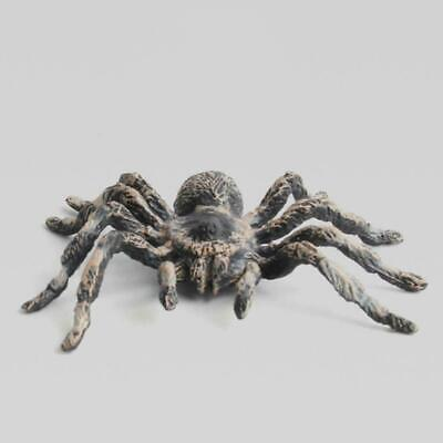 2X Halloween Fake Spider Toy Realistic Insect Model Joke Prank Props Scary Toys
