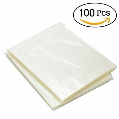 3 Mil Letter Laminating Pouches 100 Packs 9 X 11-12 Lamination Supplies