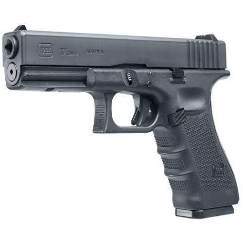 UMAREX Licensed GLOCK 17 Gen4 Co2 Blowback .177 Cal BB Air Pistol 2255202
