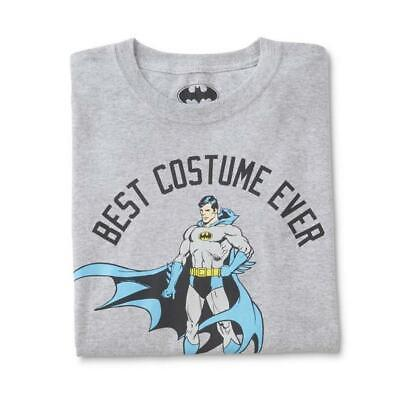 Batman Men's T-Shirt Grey Halloween Best Costume Ever - Best Costumes For Men