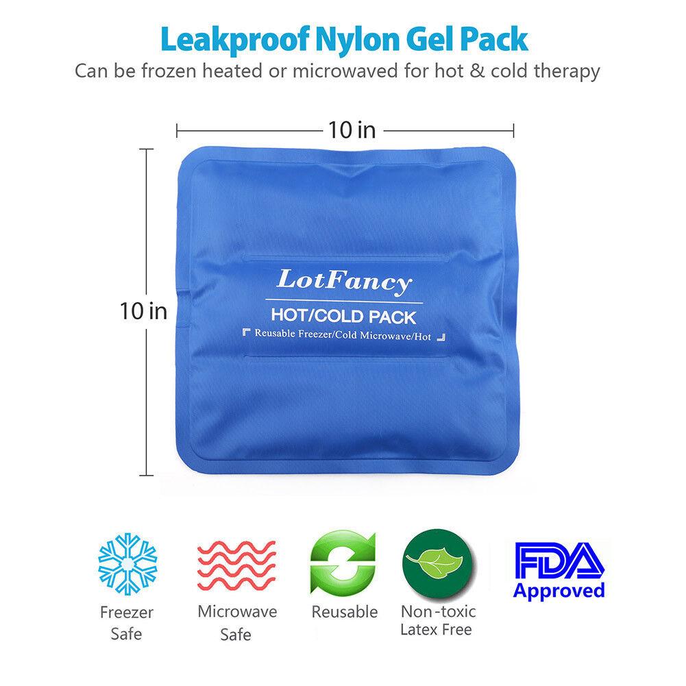 Reusable Cold and Hot Pack Ice Pack For Knee Shoulder Back I